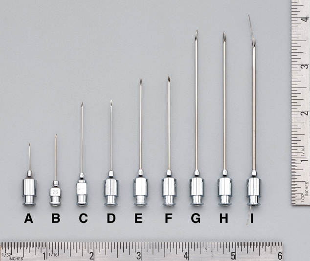 Embalming Supply Company Hypodermic Needles Syringes